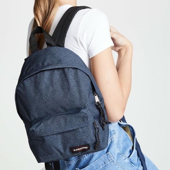 chaussures de séparation 07024 27552 NWT Eastpak Orbit Mini Backpack 10L in Denim Blue Boutique